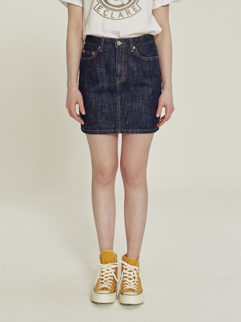 Riviera Denim Skirt_SS3603DB