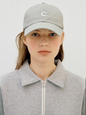 Basic Fit Ball Cap (Gray)