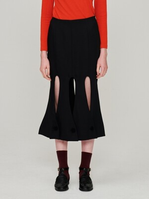 19FW Wave Skirt