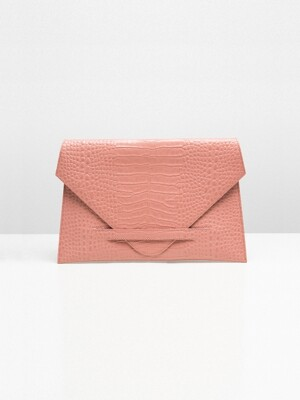SEAL CLUTCH / PINK
