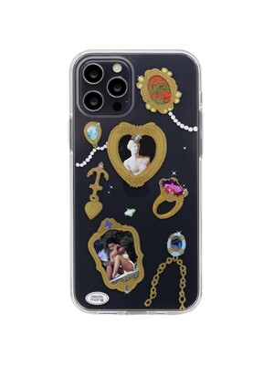 photo pendants case