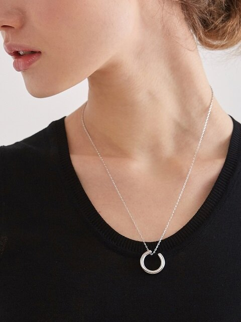 Simple Being Necklace
