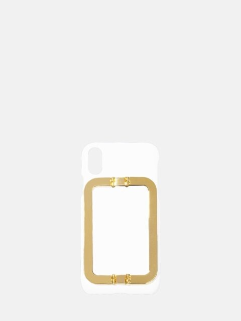 IPHONE X CASE WHITE