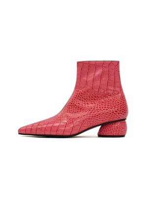 F19A-KB in french rose croc.