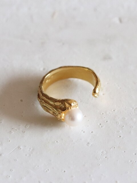 Root ring [18k gold]