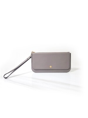 ZOE SLIM WALLET_ LAVENDER GRAY