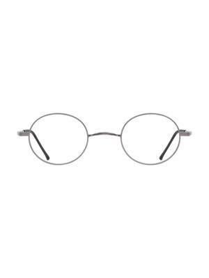 LITTLETON GLASSES (DARK SILVER)