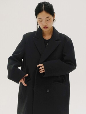 [TC19AWCT01] OVERSIZE WOOL COAT