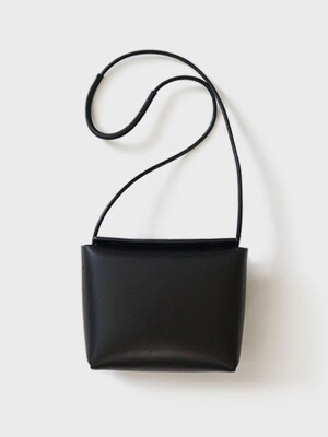 Box bag (black)