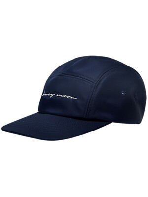 Honey Moon Embroidered Nylon Cap (NAVY)