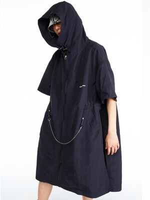 GT19SUMMER 06 Chain Rain Coat