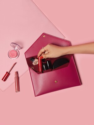 COSMETIC CLUTCH (10 colors)