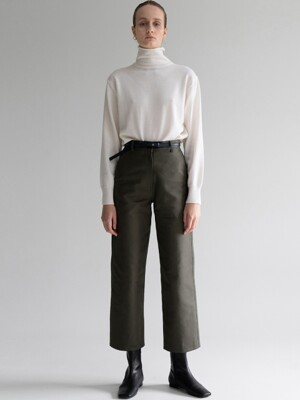 Pino cotton pants (khaki)