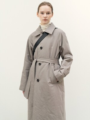 FW20 Padded Utility Coat Sage-Green