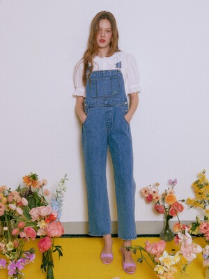 Dorothy Overall Denim Pants