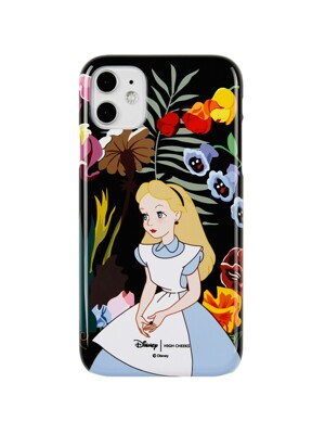 [Disney│high cheeks]Alice Garden Phone Case