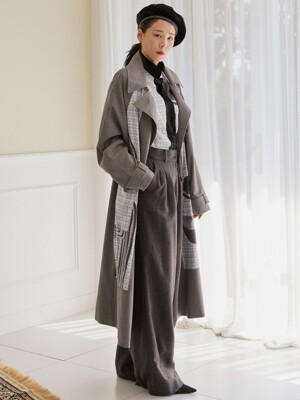 MIRAGE EVE TRENCH COAT