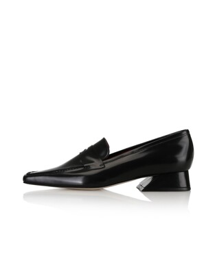 Ivy loafers / 20RS-F089 Black