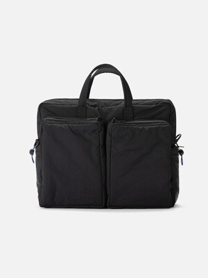 CITY BOYS BRIEF CASE 001 Black