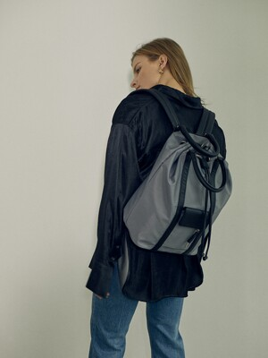 TOTE BACKPACK (OYSTER)