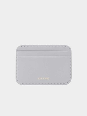 Dijon 101R mini Card Wallet light grey