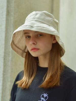 Nantes Bucket Hat (4colors)