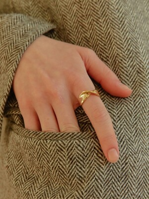 #614 RING [GOLD]