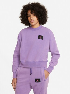 [CV7786-511] AS W J FLIGHT FLEECE CREW