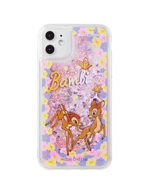 Bambi Couple Glitter Case