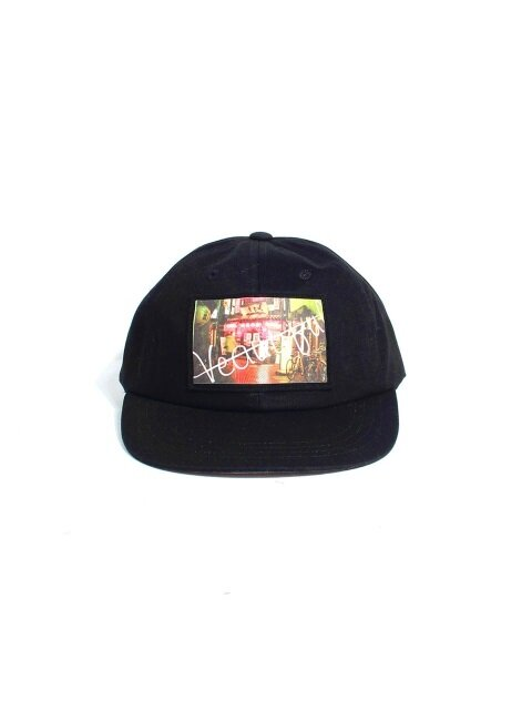 VEAUTIFUL JP BALL CAP - BLACK