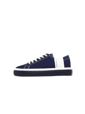 [Fellas Studio] Silhouette Lo Navy / White WOMEN