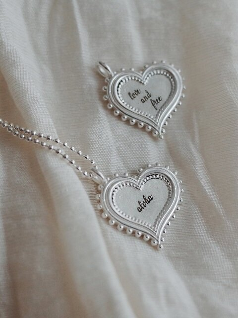 Love And Free Necklace