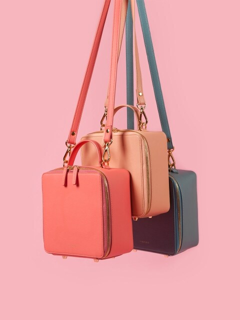 SQUARE BAG (14 colors)
