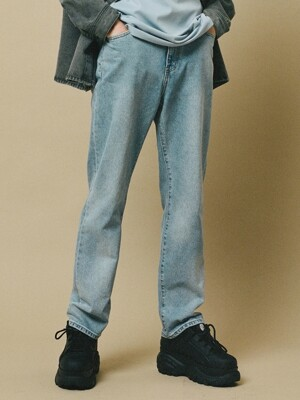 TOM BASIC STONE WASHING DENIM