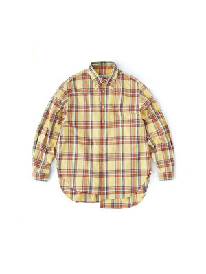 Buddy LS Shirt (Yellow Plaid)