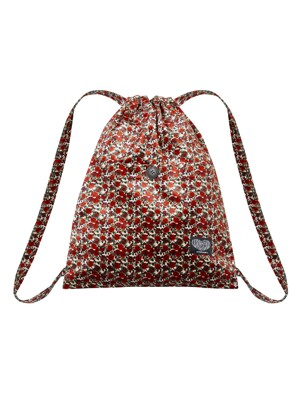 IN FLOWER GYM SACK(IVORY)