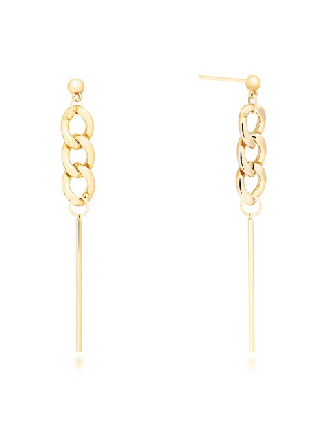 ATJ-BE12650GS EARRING