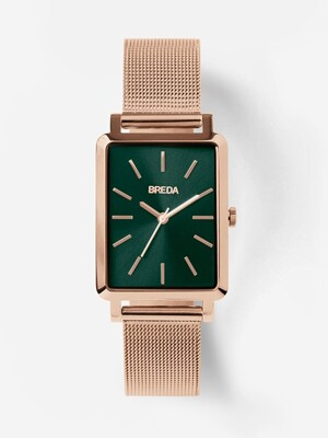 Baer(metal) Rosegold Green
