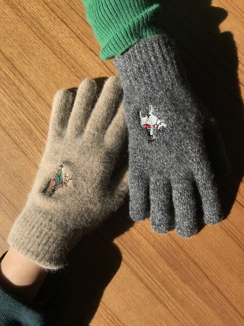 Christmas in Joseon gloves(couple set)