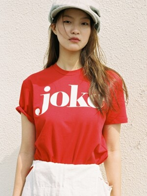 [EXCLUSIVE]'Joke and True' Tshirt