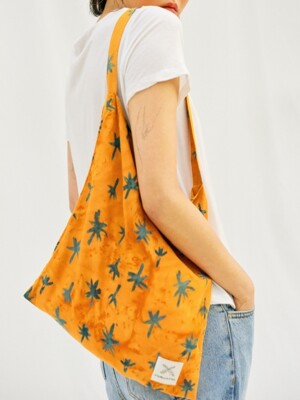 [Mellow Bag] Palm Tree - Amber