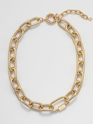MODE BOLD CHAIN NECKLACE
