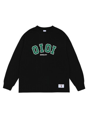 SPORTS LONG SLEEVE T-SHIRTS_black
