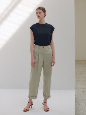 20N summer cotton baggy pants [L/KA]