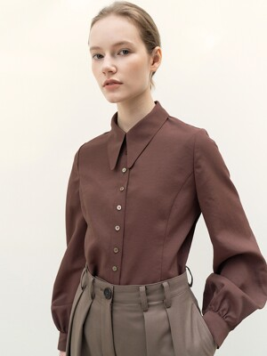 FW20 Classic Shirts Brown