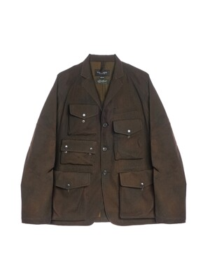 TREKKING JACKET / MILITARY TWILL