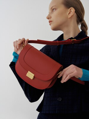 Brick classic bag (Red)