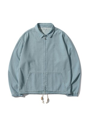 DENIM SWING JACKET [LIGHT BLUE]