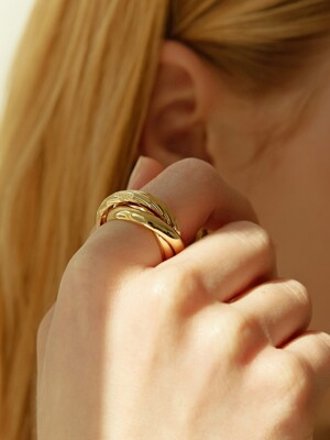 #616 RING [GOLD]