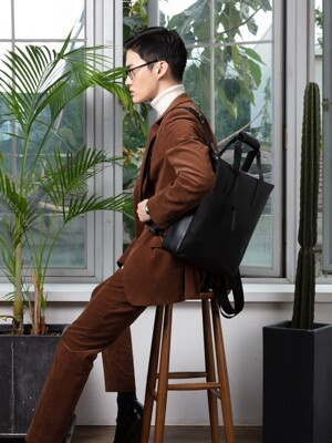 Document 2Way backpack